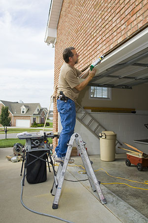 Garage Door Maintenance And Adjustment